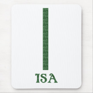Isa Mouse Pad