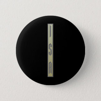 Isa Rune gold Button