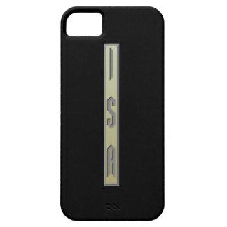 Isa Rune gold iPhone SE/5/5s Case