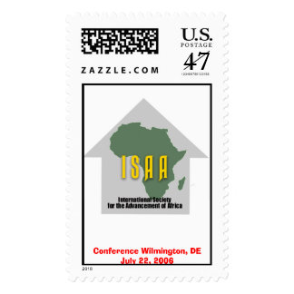 ISAA Conference Postage