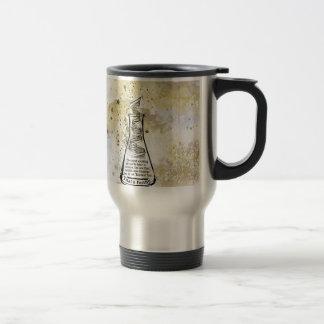 Isaac Asimov Quote Travel Mug