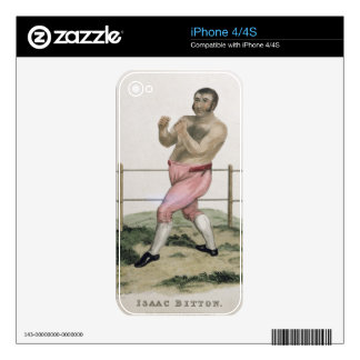 Isaac Bitton, engraved by P. Roberts, published 18 iPhone 4S Decals