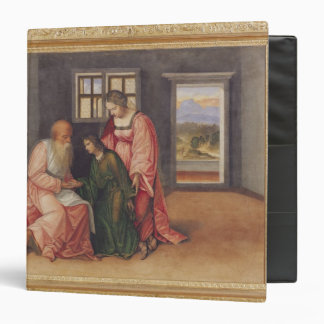 Isaac Blessing Jacob, c.1520 Binder