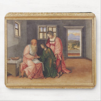 Isaac Blessing Jacob, c.1520 Mouse Pad