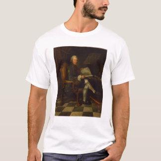Isaac Egmont von Chasot at his Desk , 1750 T-Shirt