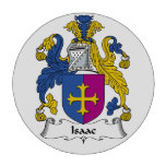 Isaac Family Crest Poker Chips