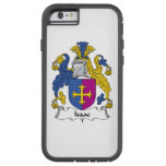 Isaac Family Crest Tough Xtreme iPhone 6 Case