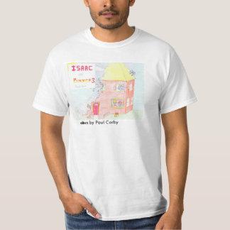 Isaac la camiseta del corredor 3 playeras