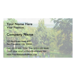 Isaac Levitan- Apiary Double-Sided Standard Business Cards (Pack Of 100)