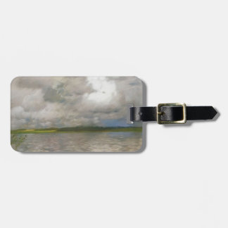 Isaac Levitan- Cloudy Day. Bag Tag