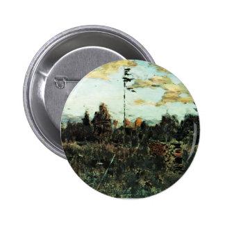 Isaac Levitan- Felling. Firewood. Pins