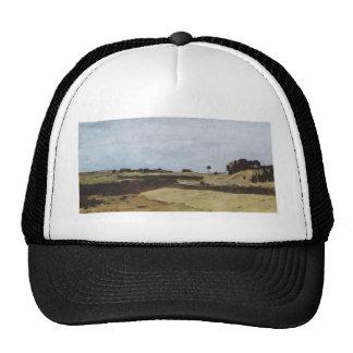 Isaac Levitan- Fields Hat