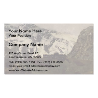 Isaac Levitan- In Alps Business Cards