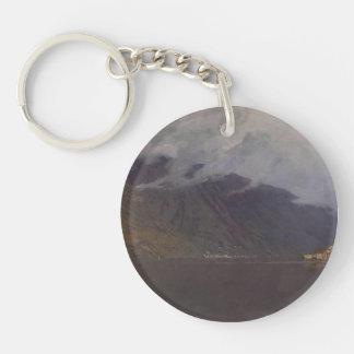Isaac Levitan- Lake Como Acrylic Keychains