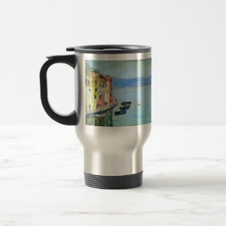 Isaac Levitan- Lake Como Mugs
