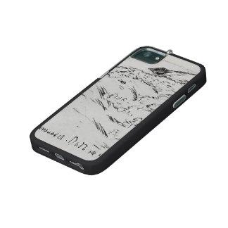 Isaac Levitan- Lake Ladoga iPhone 5 Cover