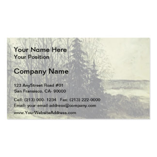 Isaac Levitan- Landscape Double-Sided Standard Business Cards (Pack Of 100)