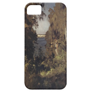 Isaac Levitan- The Gully iPhone 5 Covers