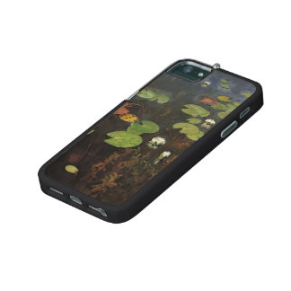 Isaac Levitan- Water lilies. Nenuphar. iPhone 5/5S Covers