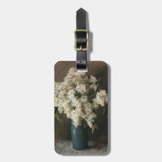 Isaac Levitan- White Lilac Bag Tag
