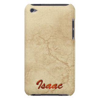 ISAAC Name Branded iPod Touch Case