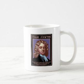 Isaac Newton - causas Taza De Café