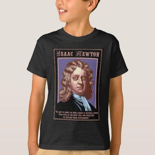 Isaac Newton -Causes T-Shirt