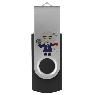 Isaac Newton Flash Drive
