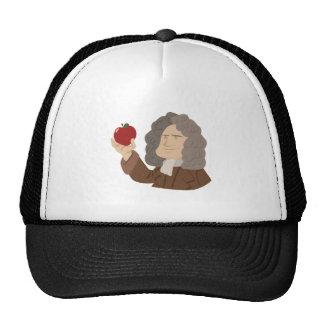 Isaac Newton Trucker Hat