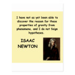 Isaac Newton Postal
