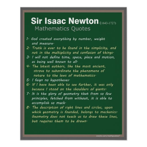 thesis statement for isaac newtons law of motion