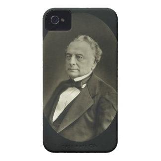 Isaac Pereire (1806-80), de 'Galerie Contemporai iPhone 4 Case-Mate Cobertura