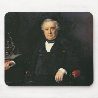 Isaac Pereire  1878 Mouse Pad