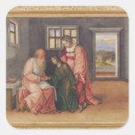 Isaac que bendice a Jacob, c.1520 Etiquetas