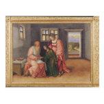 Isaac que bendice a Jacob, c.1520 Postales