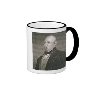 Isaac Shelby 1750-1826 engraved by Asher Brown D Mugs