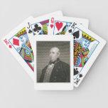 Isaac Shelby (1750-1826) grabado por Asher Brown D Baraja Cartas De Poker