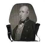 Isaac Shelby (1750-1826) grabado por Asher Brown D Bolsas Messenger