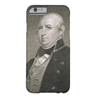 Isaac Shelby (1750-1826) grabado por Asher Brown D Funda De iPhone 6 Barely There