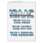 Isaac the man myth legend first name