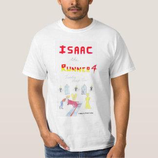 Isaac the Runner 4 t-shirt