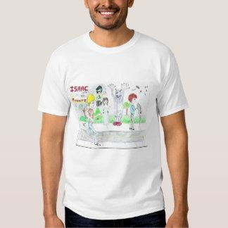 Isaac the Runner T Shirt