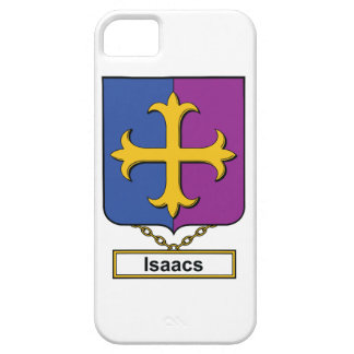Isaacs Family Crest Case For iPhone 5/5S
