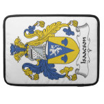 Isaacson Family Crest Sleeves For MacBook Pro