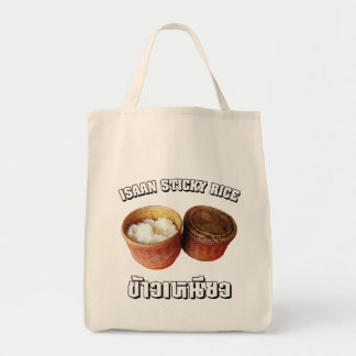 Isaan Sticky Rice [Khao Niao] Tote Bag