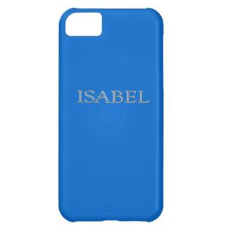 Isabel Custom iPhone 5 Case