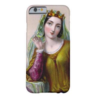 Isabel de la caja del teléfono de Angoulême Funda Para iPhone 6 Barely There
