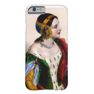 ¡Isabel de la caja del teléfono de Francia - Funda Para iPhone 6 Barely There