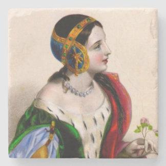 Isabel de los prácticos de costa de Francia Posavasos De Piedra