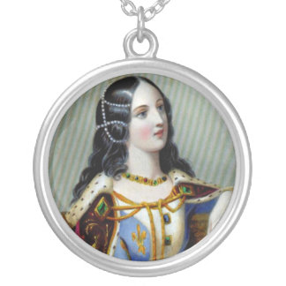 Isabel del collar redondo de Valois